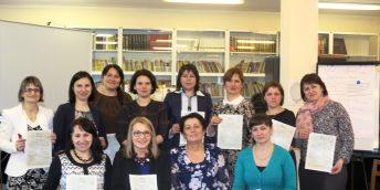 Filiala Edineț: Diplomă de merit între filialele regiunii Nord