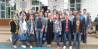 Instruire în cadrul PNAET la Donduşeni, 15-26 mai 2017