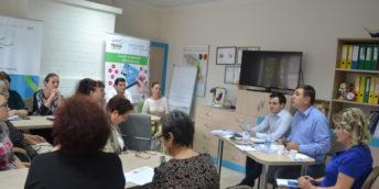 """Masa rotundă """"Combaterea corupției în Moldova: ce poate face businessul?"""""""