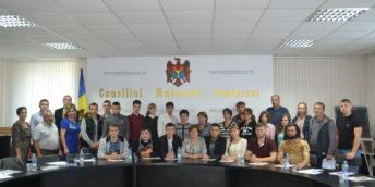 Sesiune de informare privind acordarea granturilor destinate tinerilor antreprenori în cadrul IFAD, or.Donduşeni