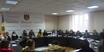 Finalizarea cursurilor de instruire în cadrul PNAET în satele Corbu şi Ţaul, raionul Donduşeni