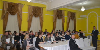 Adunarea anuală a membrilor CCI desfăşurată la Edineţ, 20 decembrie 2017