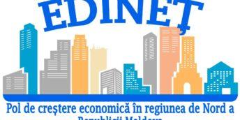 """Conferinţa de lansare a proiectului pilot """"Edineț — Pol de creștere economică în regiunea de Nord a Republicii Moldova"""""""