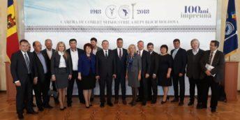 Noi posibilităţi de colaborare pentru mediul de afaceri din Moldova şi România