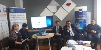 Promovarea inovaţiilor în rândul tinerilor antreprenori