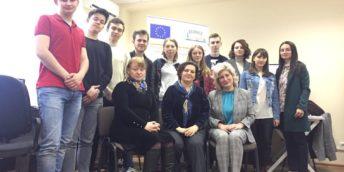 Dezvoltarea competențelor digitale a tinerilor din Edineț