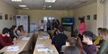 Cu susţinerea Uniunii Europene tinerii din Edineţ şi-au dezvoltat abilităţile de leadership