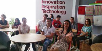 Imprimarea 3D pentru distracţie şi profit accesibilă pentru tinerii din Edineţ cu suportul Uniunii Europene