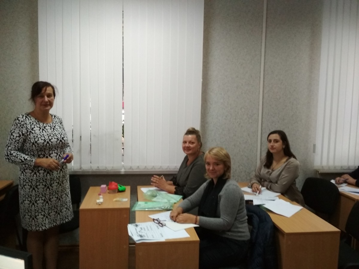 """La Edineţ a început curs de instruire """"Contabilitate şi 1C"""""""